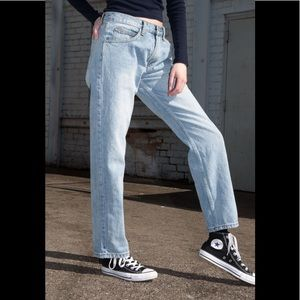 Brandy Melville Arya light wash  jeans